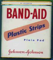 Who Invented The Band Aid >> 75 Years Of Band Aid